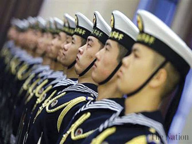 China, US, Military Excercise,