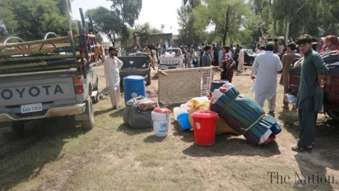 Tirah Valley, IDPs, Targeted Operation,