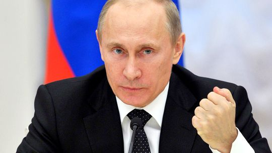Vladimir Putin, Russia, USSR, Doctrine, Ukraine, EU, European Union, Policy,