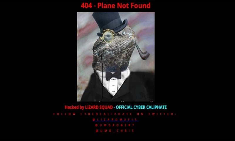 Malaysia Airline, Hacked, ISIS