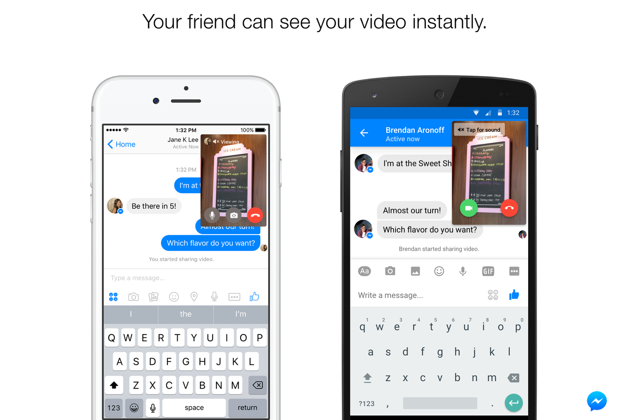 how to see deleted messages on facebook messenger app iphone