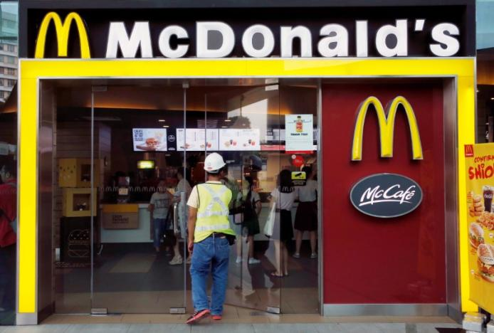 McDonald's apologises after demanding Muslim woman remove hijab