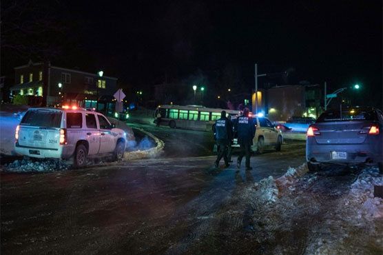 Mosque Shooting Video Gallery: Six Killed, Eight Injured In Quebec Mosque Shooting