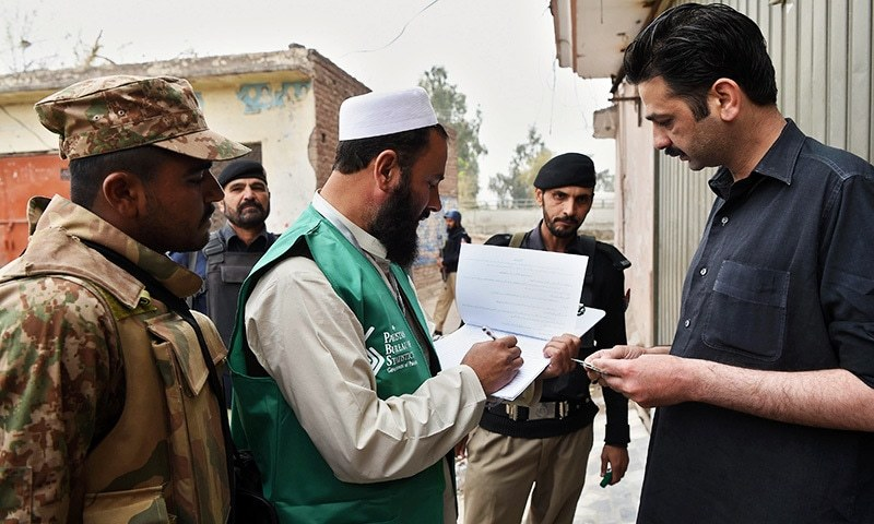 Pakistan's largest-ever census kicks off in 63 districts ...