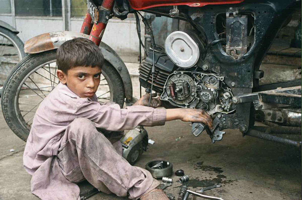 how child labor affects a child 6 child labour the effect on child, causes and remedies to the revolving menace 1 introduction for many years, child labour has been one of the biggest obstacles to social development.
