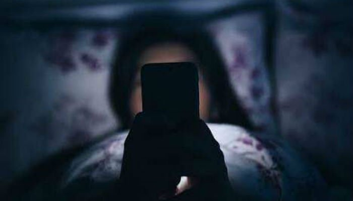 Image result for phone use in night