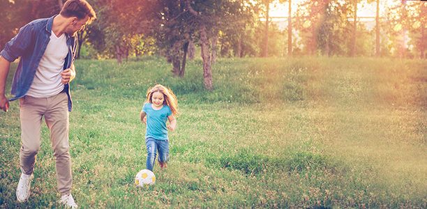 Are Kids Who Play Outside Less Likely To Be Obese