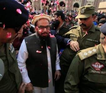 Hafiz Saeed Walks Free
