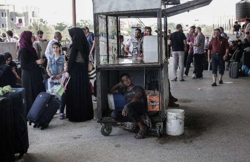 Opening of Rafah border crossing between Egypt and Gaza stalled