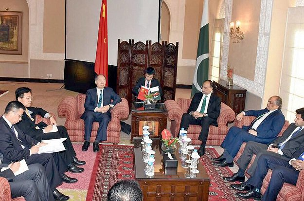 Pakistan reaches out to China for help to build up army