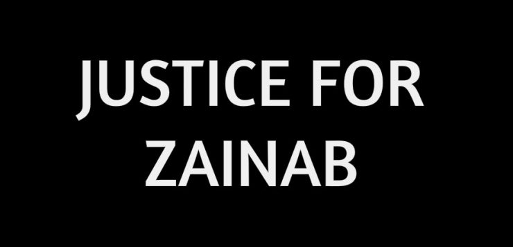 Justice For Zainab