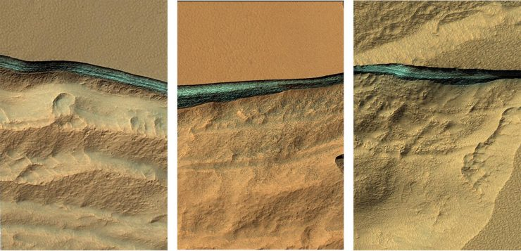 Water is easily accessible on Mars, finds NASA - PKKH.tv