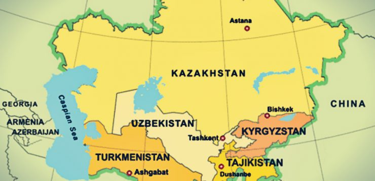 Natural Resources of Central Asia and Politics of Major Powers