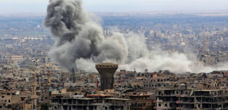 Syrian Strife – A Complex Power Tussle