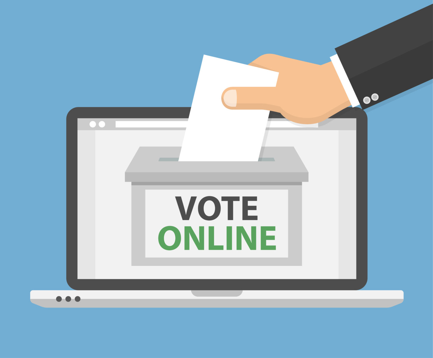 Icon Electronics Srinagar: Here's How The Online Voting System Will Work For The
