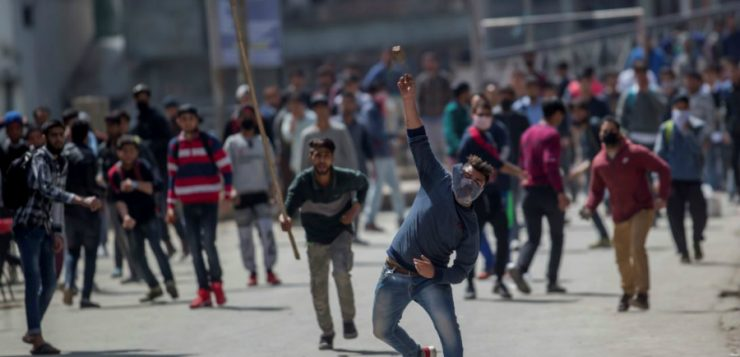 Resistance In Kashmir: An International Phenomenon