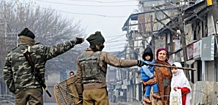 A Glimpse at the Plight of Kashmir