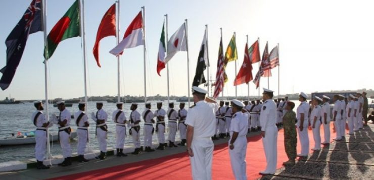 Naval Exercise Aman-19: Together For Peace