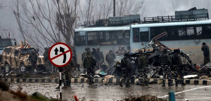 Pulwama Attack and Pak-India Relations
