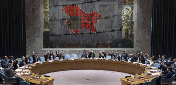 UN: A False hope in the face of lurking menace of War