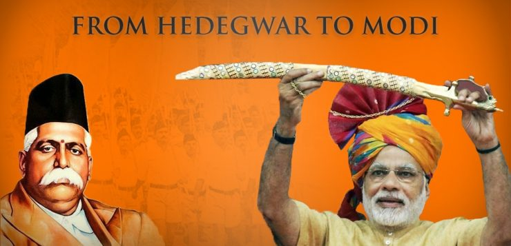 From Hedegwar to Modi – A Historical Perspective of RSS