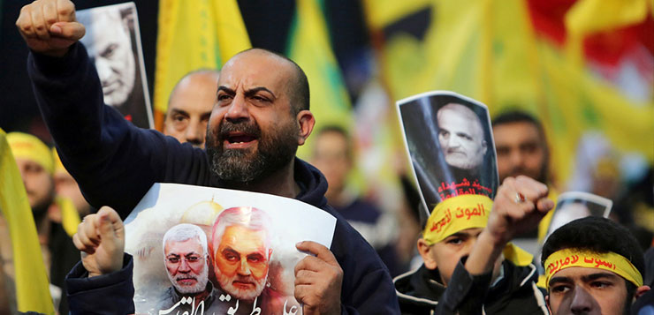 Iran to execute 'CIA agent' who helped US target Quds Force General Soleimani