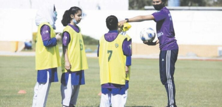 First Covid-19 case emerges in National Women's Football Championship