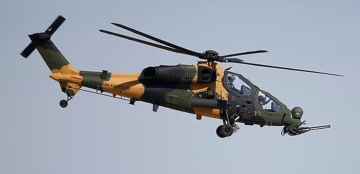 Pakistan gives another extension to helicopter deal with Turkey