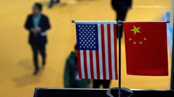 US sanctions 24 Chinese, HK officials ahead of talks