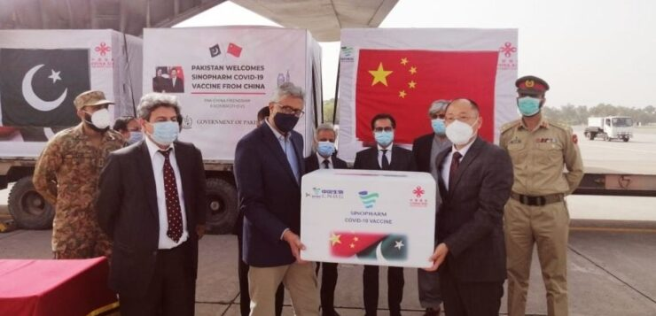 Islamabad approaches Beijing for more vaccine