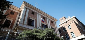 Italy expels Russians after spies 'caught red-handed'