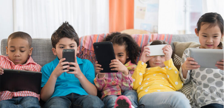 Internet and Children's Psychological Well-Being